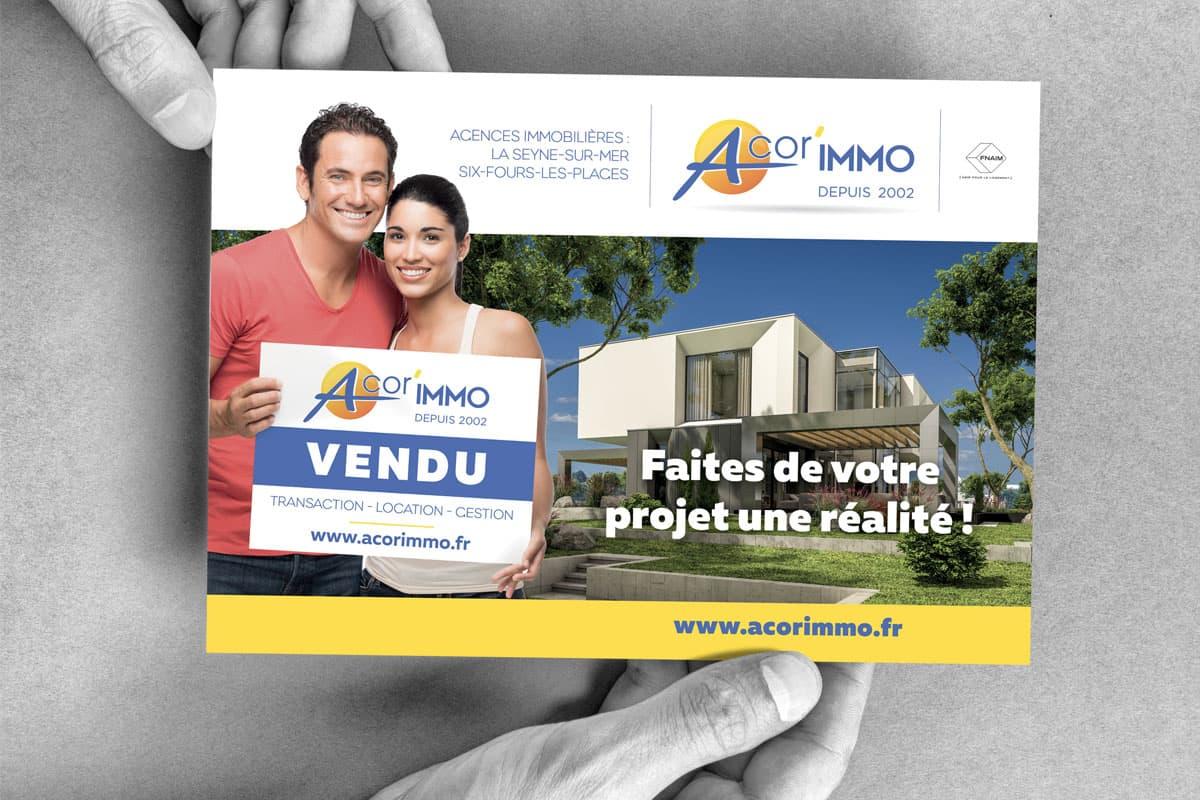 Publicité immobilière