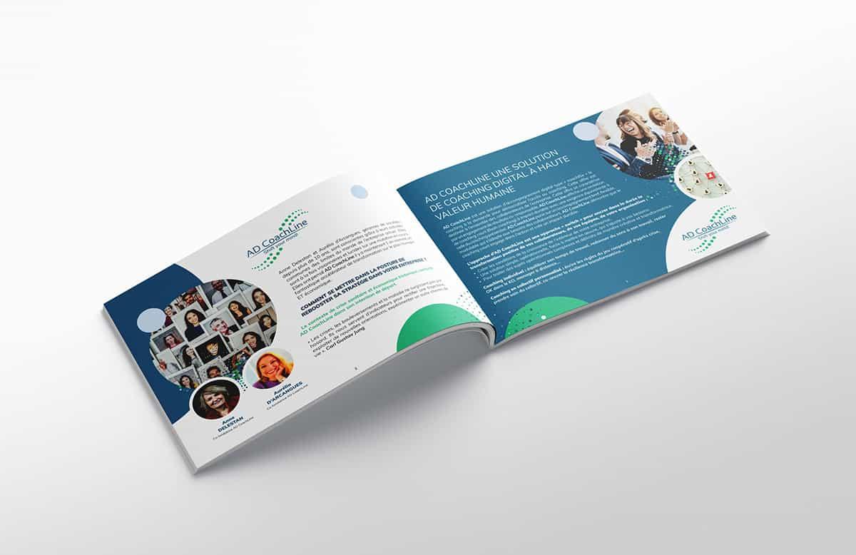 Brochure graphique