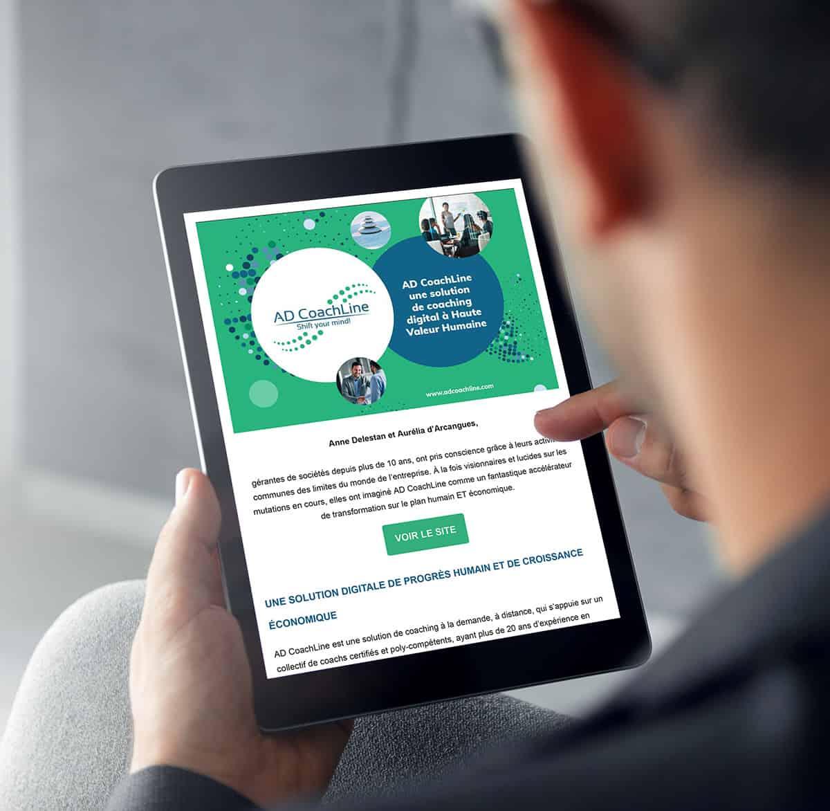 Campagne emailing digitale
