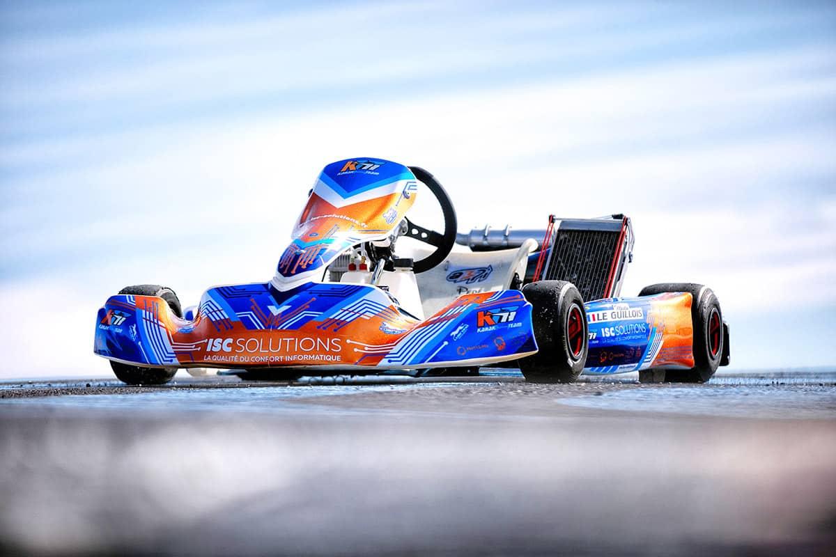Design karting Toulon