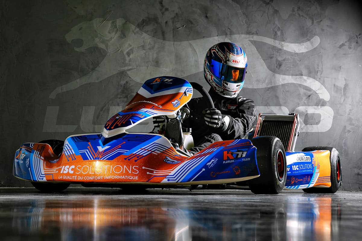 Covering Karting Toulon